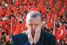 Turkey's Erdogan Accuses West of 'Supporting Coup Plotters'