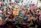 Kashmiri Pandits Protest Government's Failure to Protect Them