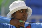Deepika Blames It on 'Windy Conditions' After India Ouster