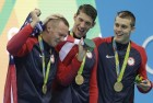 Phelps Wins 19th Gold as Peaty Ends 28 Years of Hurt