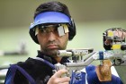 Bindra Misses Medal by Hair's Breadth on Day of Missed Chances