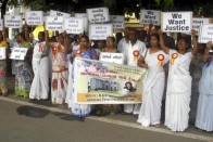 Dalit March Points To Anti-BJP Front Taking Shape