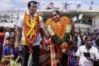 Dipa Karmakar, Laxita Reang Brought Laurels to Tripura in 2016