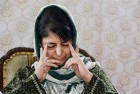 Mehbooba Leaves Cabinet Meeting Midway After Rift With BJP Minister