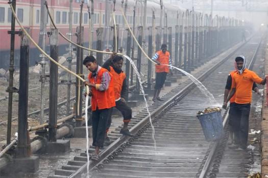 Railroading Caste