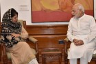 Mehbooba Meets PM, Presents 3-Point Action Plan to Bring Peace in Kashmir