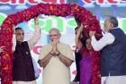 Bring Poor, Weaker Sections to Party Fold, Modi Tells BJP's Rajya Sabha MPs