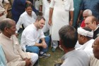 Rahul Visits Ayodhya, a First From Nehru-Gandhi Family Since Babri