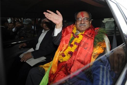 Pushp Kamal Dahal