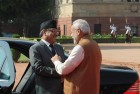 Nepal Witnesses New Govt, Thaw in Ties With India in 2016