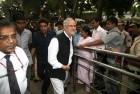 Cong Terms LG Exit Unceremonious, BJP Finds Fault With AAP Govt