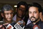 Anurag Thakur Turns the Table, Says He Didn't Call Lodha Panel 'Govt Interference'