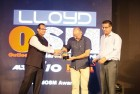 Watch Sisodia Accept OSM Minister Of The Year Award For Kejriwal