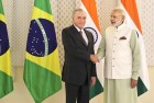 India Appreciates Brazil's Support in Combatting Terrorism: Modi