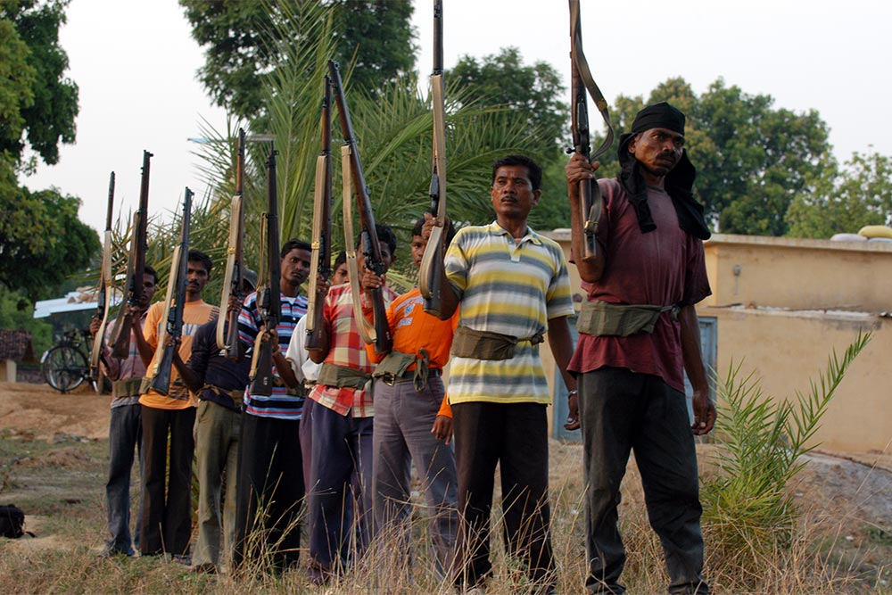 Outfit organising anti-Maoists protests dissolves itself