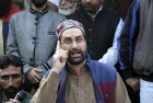 Mirwaiz Taken Into Custody for Taking Out Protest March