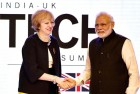 Theresa May Joins Modi in Seeking Action Against Those Backing Terror