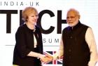 PM Modi Calls Up Theresa May Over Terror Attack