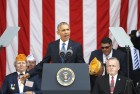 US Must Never Hesitate To Act When Necessary: Obama