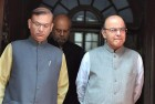 Cong-BJP Clash in RS Over Azad's Remarks on Demonetisation