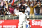 Kohli Hits 81, India All Out for 204, Set England 405 to Win