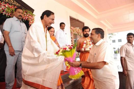 K. Chandrasekhar Rao