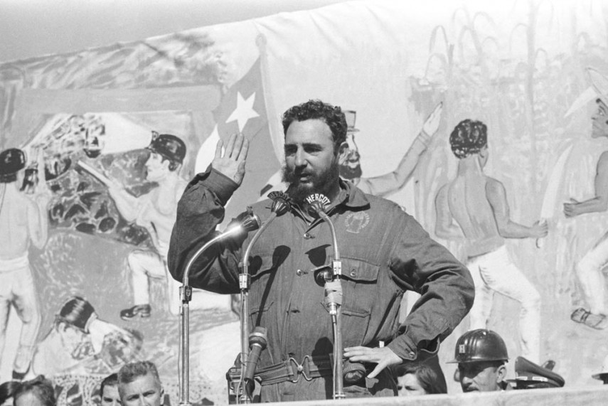 fidel castro essays Fidel castro essays fidel alejandro castro ruz was born on january 13, 1926 he was an illegitimate child of angel castro y argiz, an immigrant worker from spain and.