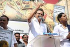 Stalin Leaves for Delhi, to Meet Prez Over TN Trust Vote