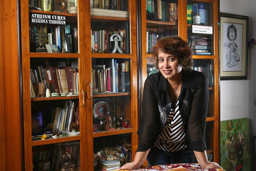 Self-Censorship Is Worst Form of Censorship: Taslima Nasreen