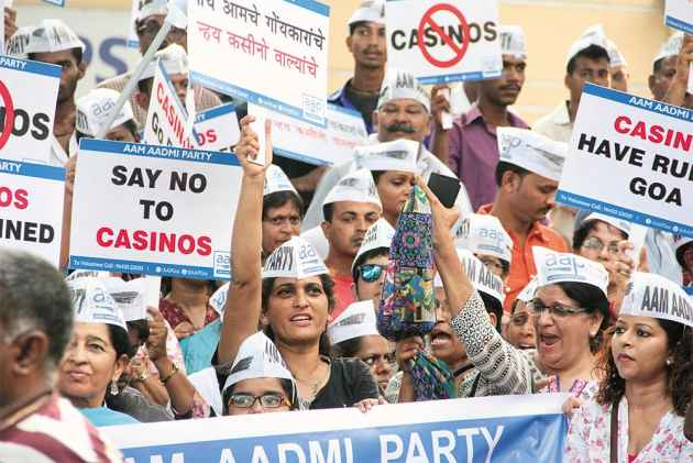 AAPtitude Test On Goan Casino
