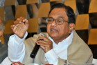 Chidambaram Accuses ED of Making 'Wild Allegations' Against  Son Karti