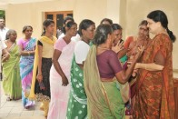 The Arrival Of Cyclone Chinna Amma