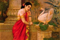 Poems Of Pain Always Scored Over Songs Of Lust In Classical India