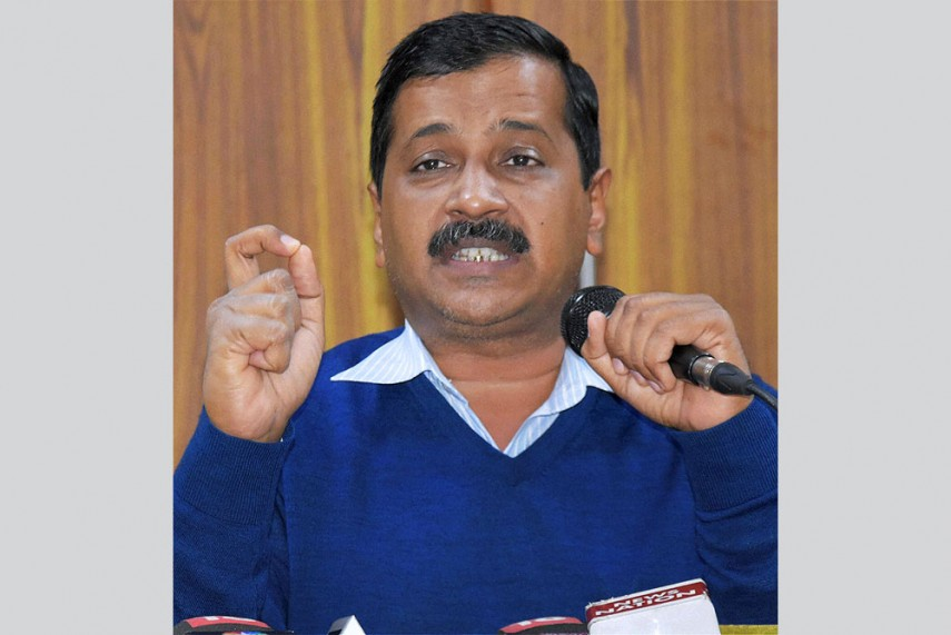 Punjab Polls: Kejriwal Puts Speculations To Rest, Says CM Candidate Will Be From Punjab Only