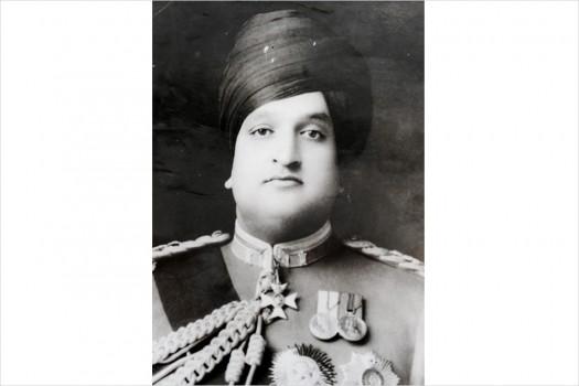 Maharaja Hari Singh
