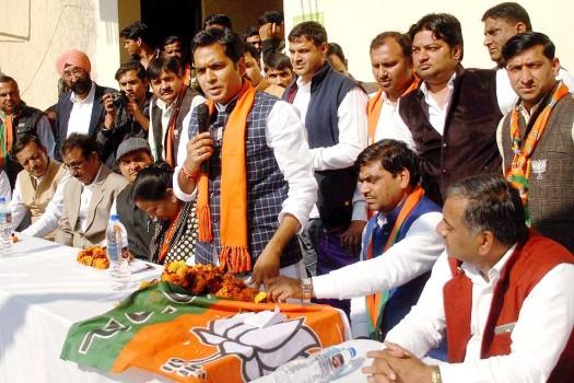 Pankaj Singh (politician)