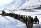 Three Soldiers Dead in Avalanches in Ladakh's Batalik Sector