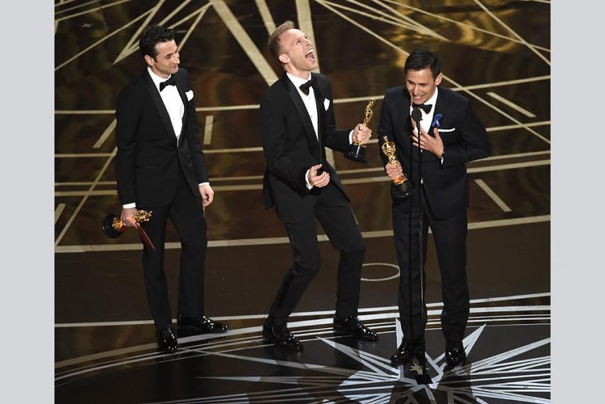 Political Speeches, Anti-Trump Jibes Dominate Oscars 2017