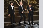 Political Speeches, Anti-Trump Jibes Dominate Oscars 2017