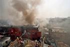 2 Killed in Fire at a South Kolkata Hotel