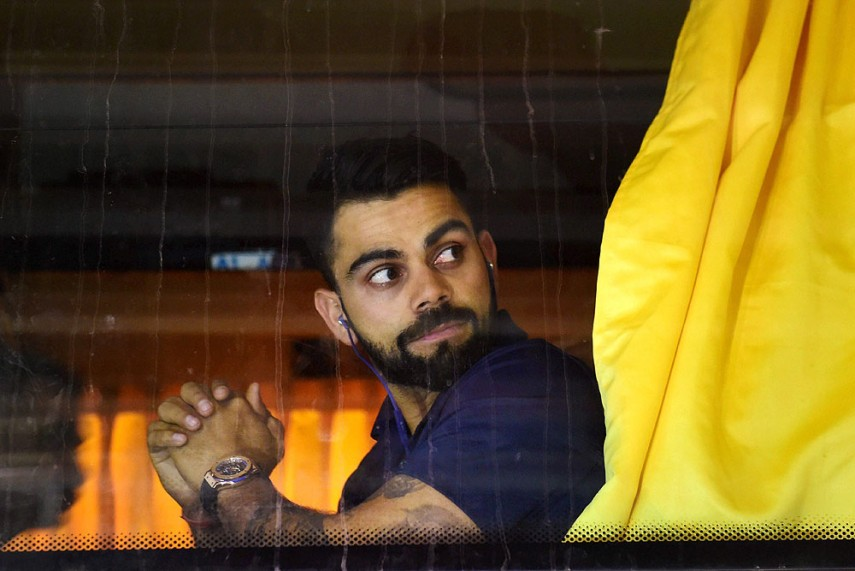 Kohli Slips One Place to 4th in ICC Ranking, Ashwin Back As Top All-Rounder