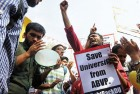 DU Protests Refuse to Die Down, Another March Staged Over ABVP Violence