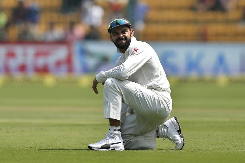 Kohli Named Wisden's Leading Cricketer in the World for 2016