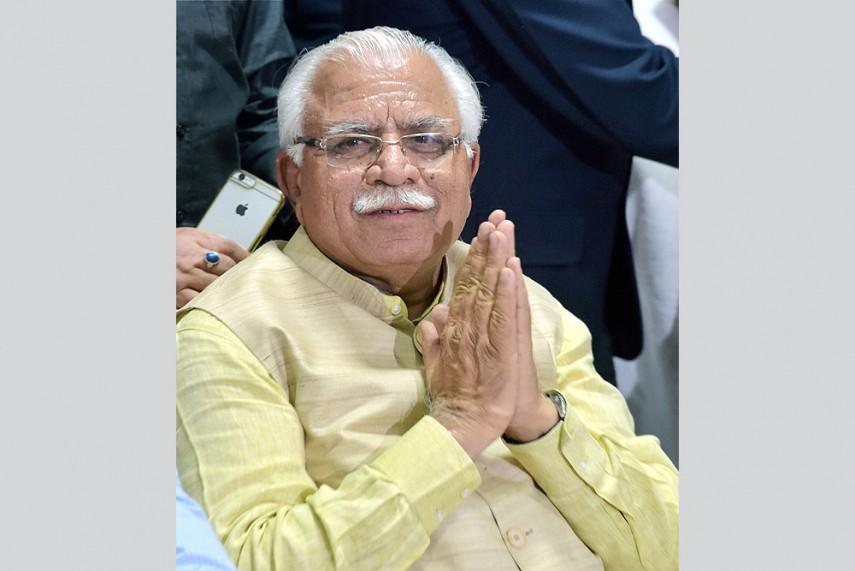 Bhagwat Gita, Yoga Should be Part of Education System, Says Haryana Chief Minister