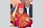 I Am a Messenger of Indian Culture, Says Dalai Lama