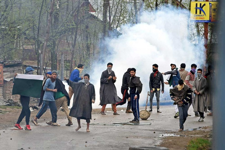 National Conference Says Killing Of Civilians By Forces Blot On Indian Democracy