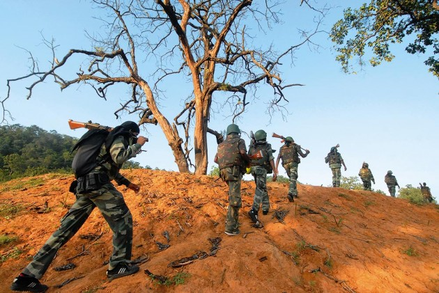 A Long March To Rid India Of Maoism