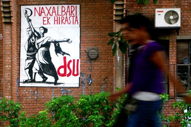 The Resistance Of Campus 'Naxals'