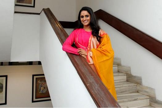 Surabhi Lakshmi (Actress)