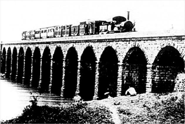 Our Inimitable Railway Bazaar